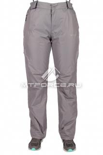 Купить оптом брюки горнолыжные женские серого цвета 526Sr в интернет магазине MTFORCE.RU