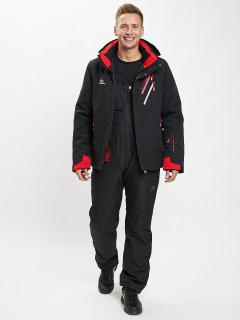Купить горнолыжный костюм мужской оптом от производителя в Москве дешево 077010Ch