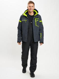 Купить горнолыжный костюм мужской оптом от производителя в Москве дешево 077014TC
