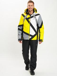 Купить горнолыжный костюм мужской оптом от производителя в Москве дешево 077015J