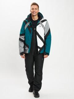 Купить горнолыжный костюм мужской оптом от производителя в Москве дешево 077015TZ