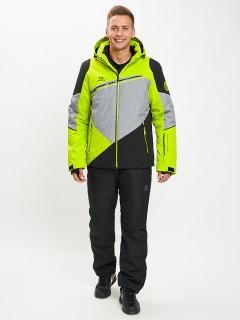 Купить горнолыжный костюм мужской оптом от производителя в Москве дешево 077016Z