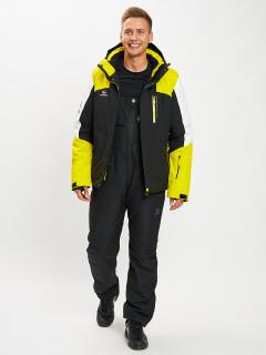 Купить горнолыжный костюм мужской оптом от производителя в Москве дешево 077018J