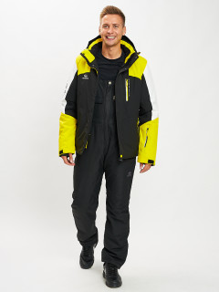 Купить горнолыжный костюм мужской оптом от производителя в Москве дешево 077018Kr