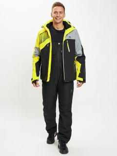 Купить горнолыжный костюм мужской оптом от производителя в Москве дешево 077019J