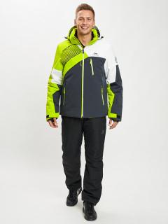 Купить горнолыжный костюм мужской оптом от производителя в Москве дешево 077019Z