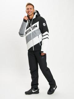 Купить горнолыжный костюм мужской оптом от производителя в Москве дешево 077022Bl