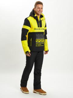 Купить горнолыжный костюм анорак мужской оптом от производителя в Москве дешево 077024J