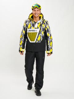 Купить горнолыжный костюм анорак мужской оптом от производителя в Москве дешево 077027J
