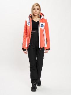 Купить горнолыжный костюм женский оптом от производителя в Москве дешево 077030O