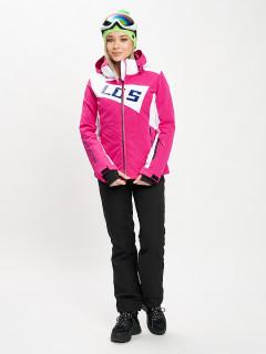 Купить горнолыжный костюм женский оптом от производителя в Москве дешево 077030R