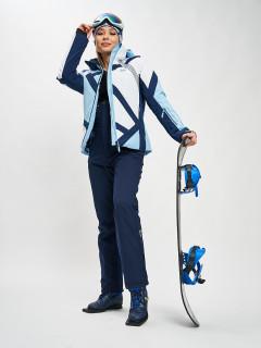 Купить горнолыжный костюм женский оптом от производителя в Москве дешево 077031Gl