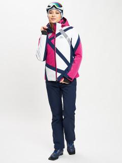 Купить горнолыжный костюм женский оптом от производителя в Москве дешево 077031R