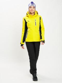 Купить горнолыжный костюм женский оптом от производителя в Москве дешево 077034J