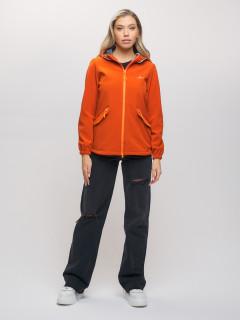 Компания производителя MTFORCE предлагает купить оптом спортивные ветровки женские оранжевого цветам весна-лето по самым низкие цены у нас! артикул 20014O