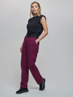 Спортивные брюки женские оптом от производителя купить у поставщика верхней одежды для всей семь MTFORCE в Москве по выгодным ценам артикул 33503