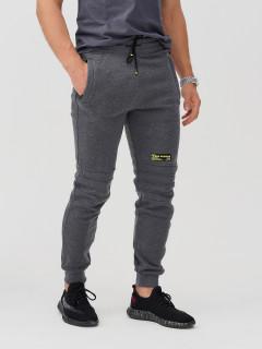 Спортивные мужские зимние серого цвета купить оптом в интернет магазине MTFORCE 1040
