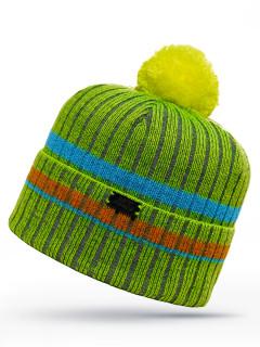 Купить оптом шапку салатового цвета в интернет магазине MTFORCE 6030Sl