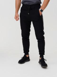 Спортивные мужские зимние черного цвета купить оптом в интернет магазине MTFORCE 1156-2Ch
