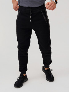 Спортивные мужские зимние черного цвета купить оптом в интернет магазине MTFORCE 1169-1Ch