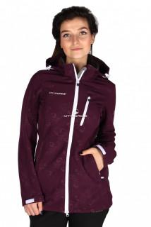 Интернет магазин MTFORCE.ru предлагает купить оптом ветровка - виндстоппер женская фиолетового цвета 1735F по выгодной и доступной цене с доставкой по всей России и СНГ
