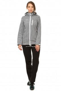 Интернет магазин MTFORCE.ru предлагает купить оптом костюм виндстопер женский черно-белого цвета 01735ChBl по выгодной и доступной цене с доставкой по всей России и СНГ