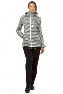 Интернет магазин MTFORCE.ru предлагает купить оптом костюм виндстопер женский светло-серого цвета 01735SS по выгодной и доступной цене с доставкой по всей России и СНГ