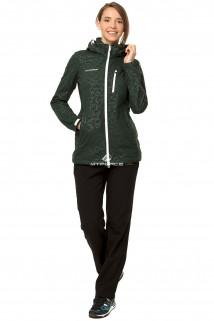 Интернет магазин MTFORCE.ru предлагает купить оптом костюм виндстопер женский болотного цвета 01735Bt по выгодной и доступной цене с доставкой по всей России и СНГ