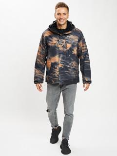 Купить оптом мужскую спортивную куртку 3 в 1 от производителя в Москве дешево 12004K