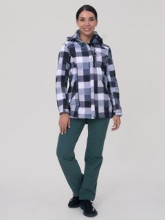Фабрика производитель MTFORCE предлагает купить оптом спортивный костюм женский осенний весенний softshell серого цвета по выгодной и доступной цене с доставкой в городе *город*, а так же по всей России и СНГ. Артикул товара 01923Sr