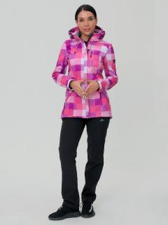 Фабрика производитель MTFORCE предлагает купить оптом спортивный костюм женский осенний весенний softshell розового цвета по выгодной и доступной цене с доставкой в городе *город*, а так же по всей России и СНГ. Артикул товара 01923R