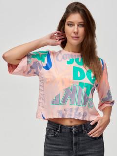 Купить футболки топы оптом от производителя в Москве 14006R