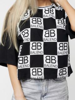 Купить футболки топы оптом от производителя в Москве 14063Ch