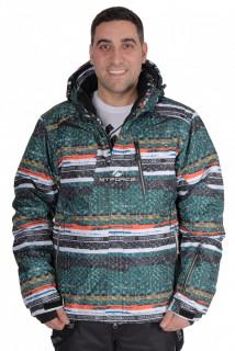 Интернет магазин MTFORCE.ru предлагает купить оптом куртка горнолыжная мужская зеленого цвета 14102Z по выгодной и доступной цене с доставкой по всей России и СНГ
