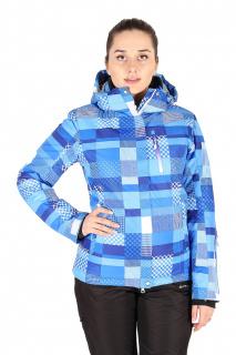Купить оптом куртка горнолыжная женская синего цвета 1784S в интернет магазине MTFORCE.RU