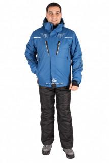 Интернет магазин MTFORCE.ru предлагает купить оптом костюм горнолыжный мужской синего цвета 01558S по выгодной и доступной цене с доставкой по всей России и СНГ