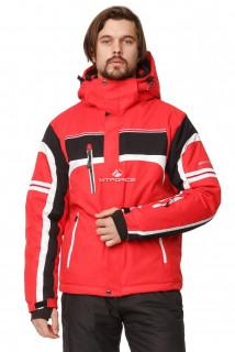 Интернет магазин MTFORCE.ru предлагает купить оптом куртка горнолыжная мужская красного цвета 1655Kr по выгодной и доступной цене с доставкой по всей России и СНГ