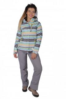 Купить оптом костюм женский осень весна салатового цвета 01716Sl в интернет магазине MTFORCE.RU