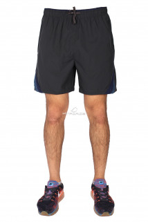 Купить оптом спортивные шорты темно-серого цвета 17432TC в интернет магазине MTFORCE.RU