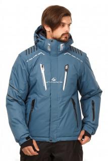 Купить оптом куртку горнолыжную мужскую голубого цвета 1748Gl в интернет магазине MTFORCE.RU
