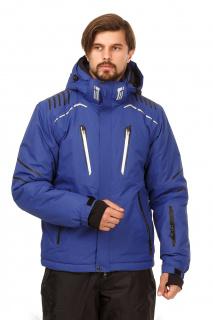 Купить оптом куртку горнолыжную мужскую синего цвета 1748S в интернет магазине MTFORCE.RU