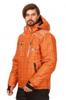 Купить оптом куртку горнолыжную мужскую оранжевого цвета 1749O в интернет магазине MTFORCE.RU