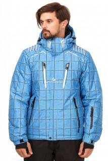 Купить оптом куртку горнолыжную мужскую голубого цвета 1749Gl в интернет магазине MTFORCE.RU