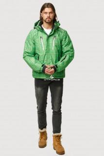 Купить оптом куртка горнолыжная мужская зеленого цвета 1749Z в интернет магазине MTFORCE.RU