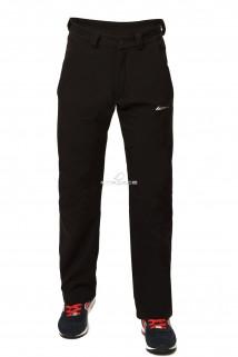 Купить оптом брюки виндстопер мужские черного цвета 1762Ch в интернет магазине MTFORCE.RU