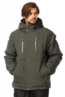 Купить оптом куртка горнолыжная мужская хаки цвета 1768Kh в интернет магазине MTFORCE.RU