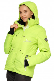 Интернет магазин MTFORCE.ru предлагает купить оптом куртку горнолыжную женскую салатового цвета 1770Sl по выгодной и доступной цене с доставкой по всей России и СНГ