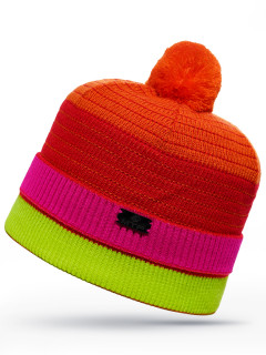 Купить оптом шапку разноцветного цвета в интернет магазине MTFORCE 6008Rz
