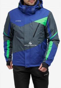Интернет магазин MTFORCE.ru предлагает купить оптом куртку горнолыжную мужская серого цвета 18123Sr по выгодной и доступной цене с доставкой по всей России и СНГ