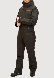 Интернет магазин MTFORCE.ru предлагает купить оптом комбинезон горнолыжный мужской черного цвета 18126Ch по выгодной и доступной цене с доставкой по всей России и СНГ